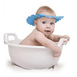 Защитный ободок для мытья волос, Canpol Babies, голубой
