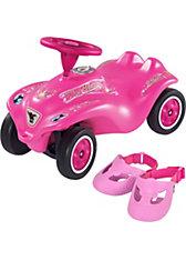 BIG NEW Bobby Car Princess inkl. Schuhschützer