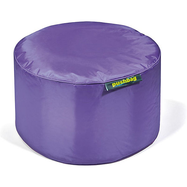 Sitzsack Drum, Oxford, purple