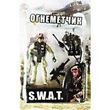 """Фигурка """"Огнеметчик. Отряд SWAT"""""""