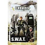 """Фигурка """"Снайпер. Отряд SWAT"""""""