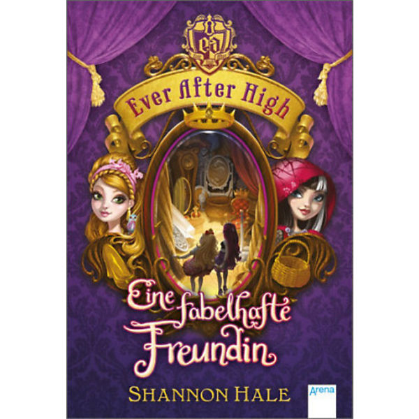 Ever After High: Eine fabelhafte Freundin, Band 2