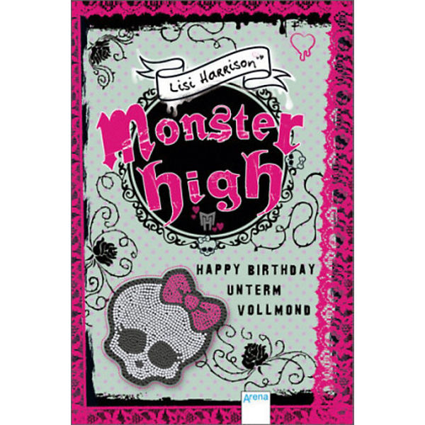Monster High: Happy Birthday unterm Vollmond, Band 3