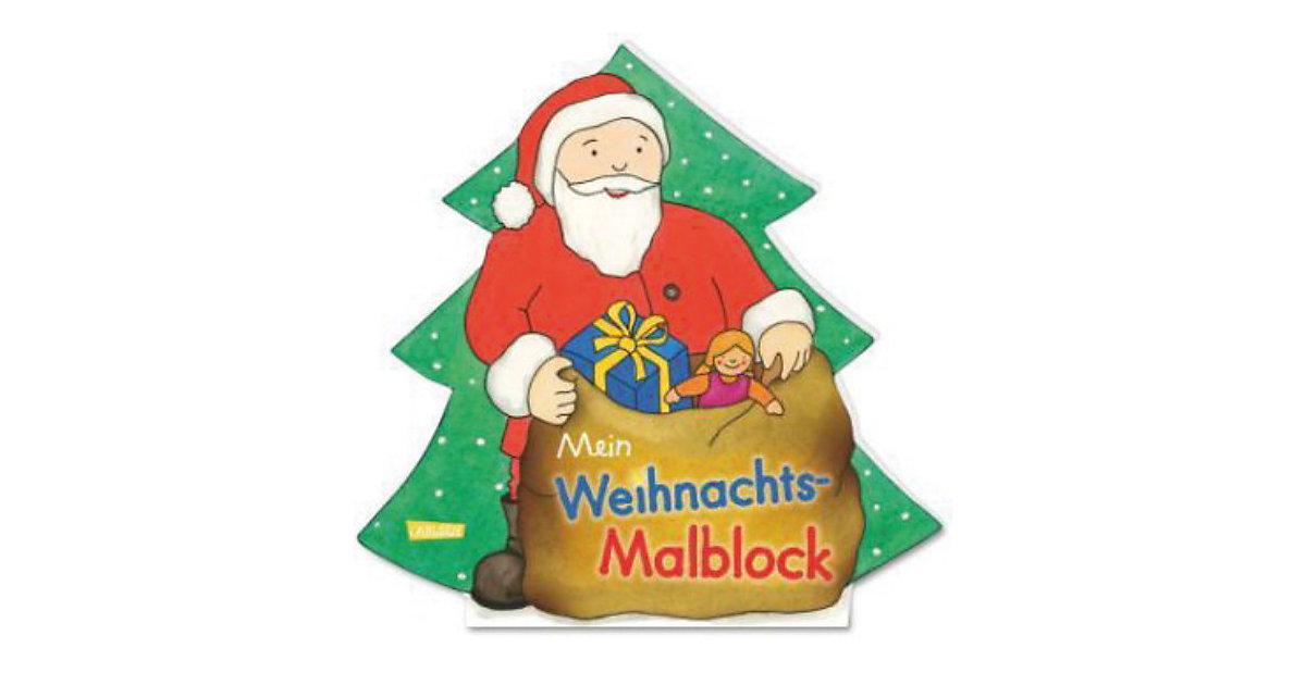 Buch - Mein Weihnachts-Malblock