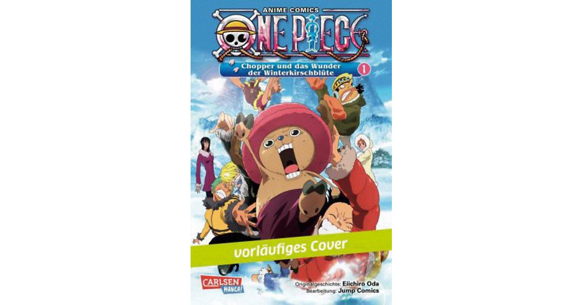 Buch - One Piece: Chopper und das Wunder der Winterkirschblüte