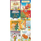 Pixi Bücher: Morgen kommt der Weihnachtsmann, 8 Hefte