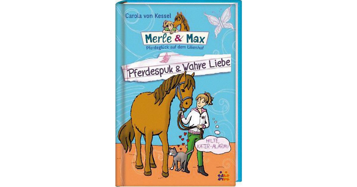 Buch - Merle & Max: Pferdespuk & Wahre Liebe