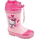 Сапоги резиновые для девочки Hello Kitty