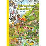 Das große Jahreszeiten-Wimmelbuch