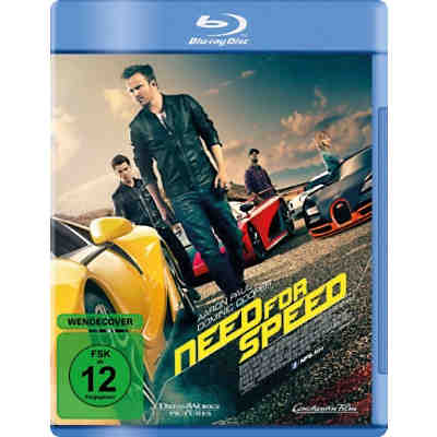 BLU-RAY Need for Speed