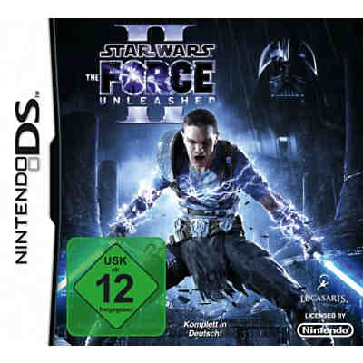 NDS Star Wars: The Force Unleashed