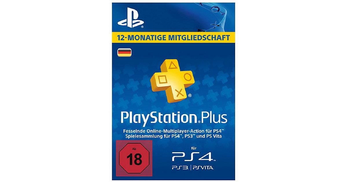 PlayStation Plus Mitgliedschaft - 365 Tage