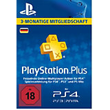 PS4 PlayStation Plus Live Card - 90 Tage