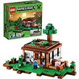 LEGO 21115 Minecraft: Steve's Haus