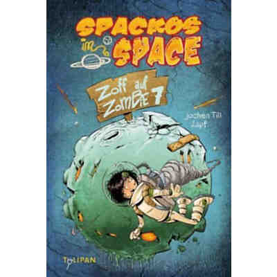 Spackos in Space: Zoff auf Zombie 7