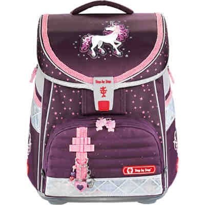 Step by Step COMFORT Schulranzenset Unicorn, 4-tlg.