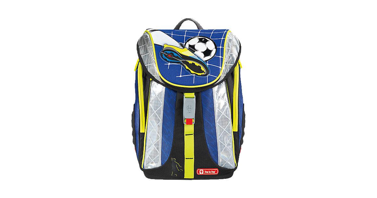 Schulranzen-Set Flexline Top Soccer, 5-tlg.