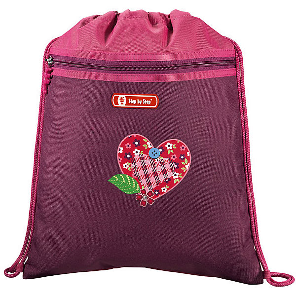 Ранец с наполнением Tweedy Hearts, 5 предметов