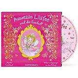 Prinzessin Lillifee und der Feenball, 1 Audio-CD