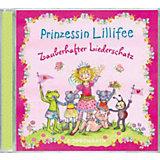 Prinzessin Lillifee, Zauberhafter Liederschatz, Audio-CD