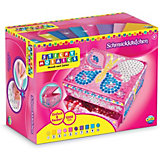 Sticky Mosaics Kreativset Glitzernde Schmuckbox Schmetterling