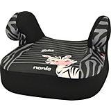 Автокресло-бустер Dream, 15-36 кг., Nania, zebre