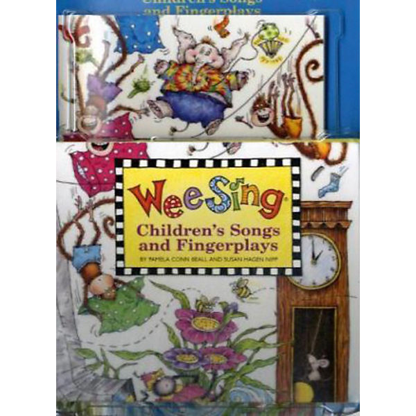 Wee Sing: Children's Songs and Fingerplays, mit Audio-CD