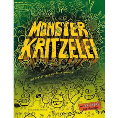 Monster Kritzelei