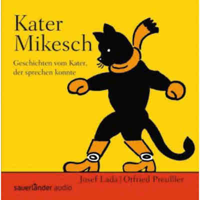 Kater Mikesch, Audio-CD