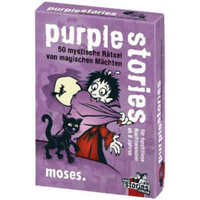black stories junior: purple stories (Kinderspiel)