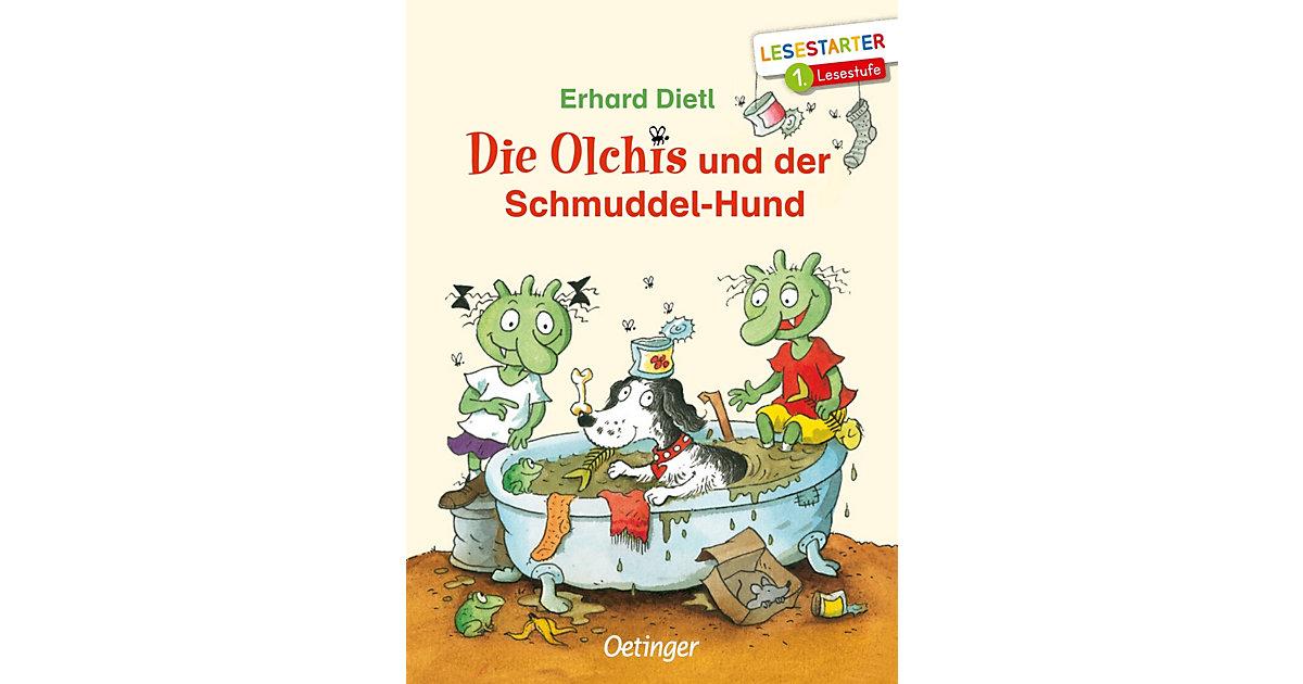 Büchersterne: Die Olchis und der Schmuddel-Hund