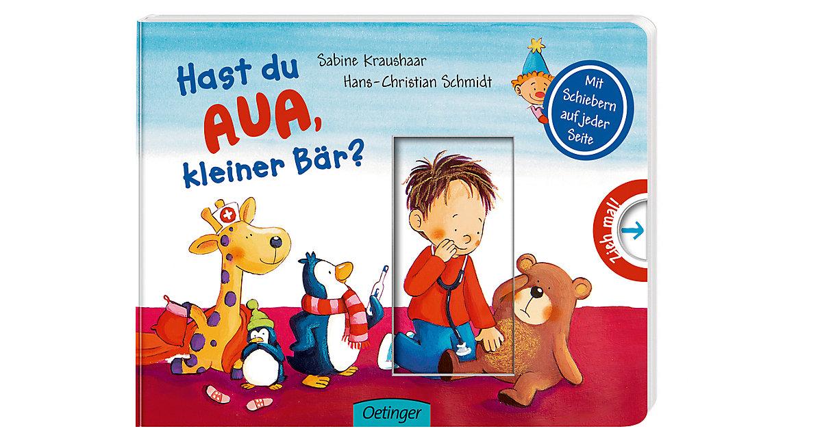 Buch - Hast du Aua, kleiner Bär?