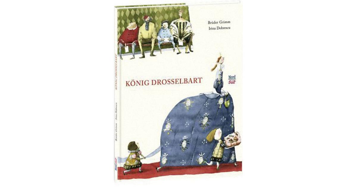 Buch - König Drosselbart