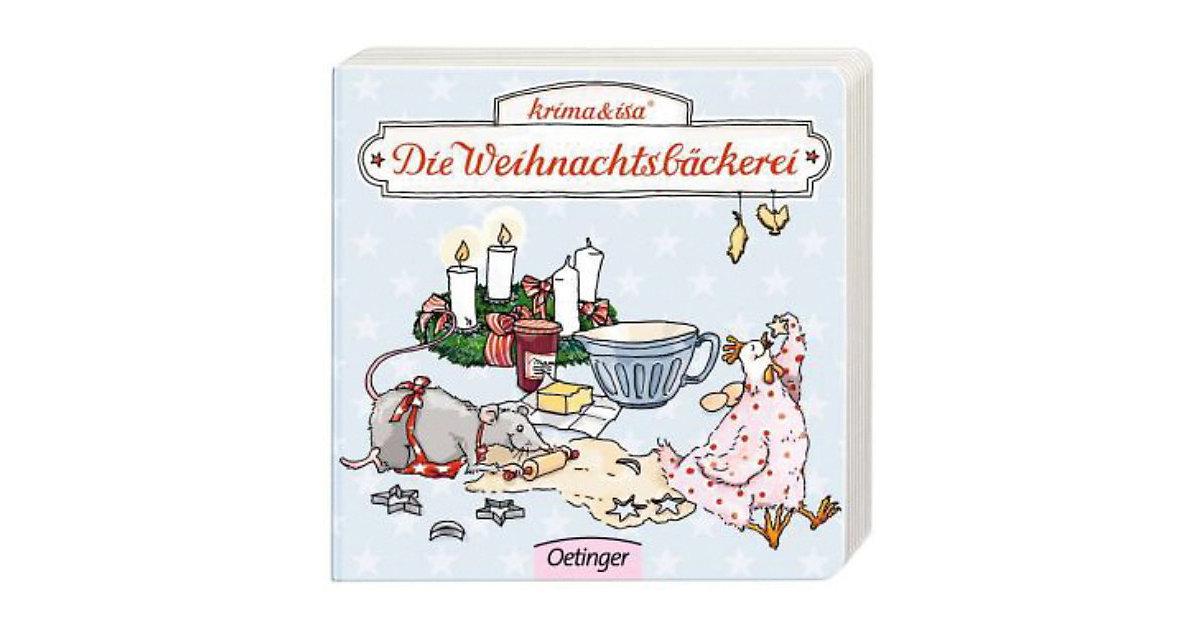 Buch - krima & isa: Die Weihnachtsbäckerei