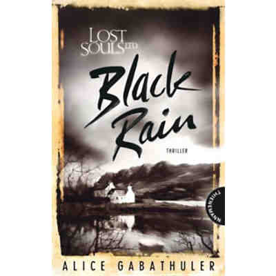 Lost Souls Ltd.: Black Rain