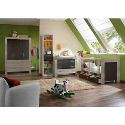 Babyzimmer milu ii 4 tlg kleiderschrank 3 trg for Kinderzimmer emily