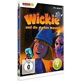DVD Wickie und die starken Männer - CGI - DVD 4