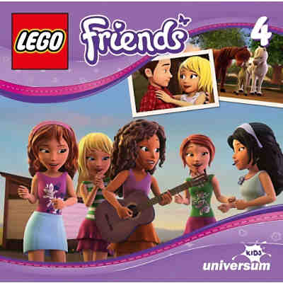 CD LEGO: Friends CD 4