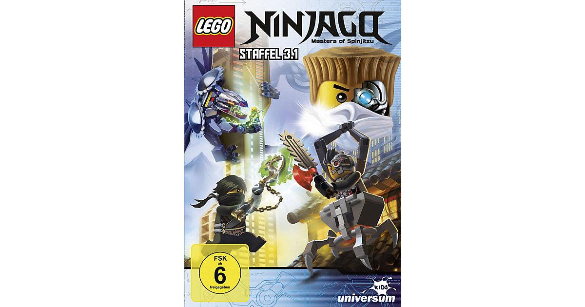 DVD LEGO: Ninjago - Season 3.1