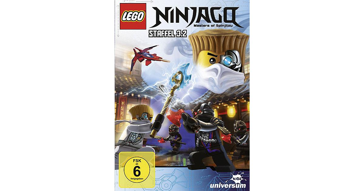 DVD LEGO: Ninjago - Season 3.2