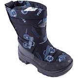 Зимние сапоги для мальчика KUOMA