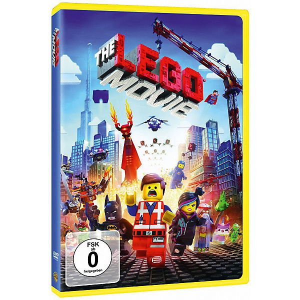 DVD The LEGO Movie