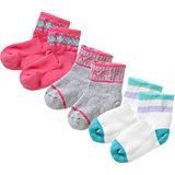 NIKE 3er Pack Socken für Mädchen