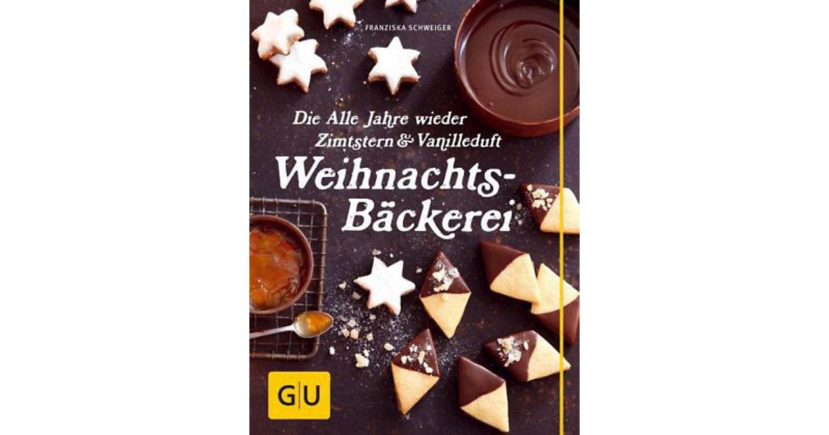 Buch - Die Alle Jahre wieder Zimtstern und Vanilleduft Weihnachtsbäckerei