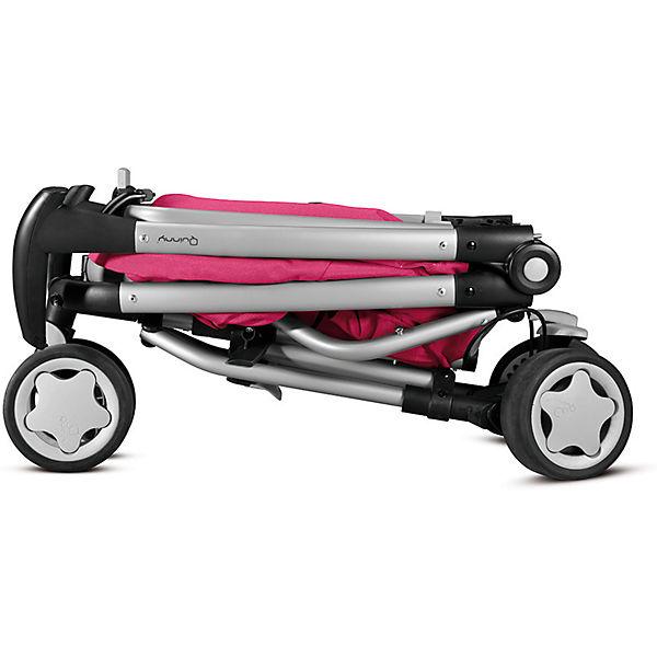 Коляска-трость Quinny Zapp Xtra 2, pink passion