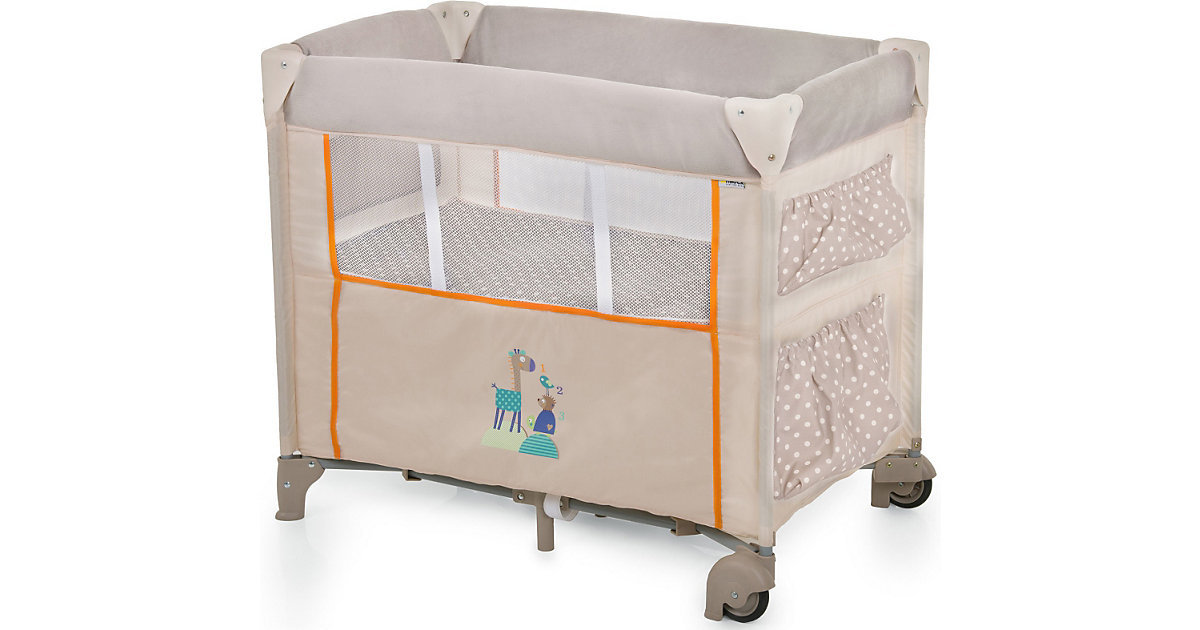 Reisebett Dream´n Care, animals beige