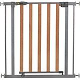 Türschutzgitter Wood Lock Safety Gate, silver