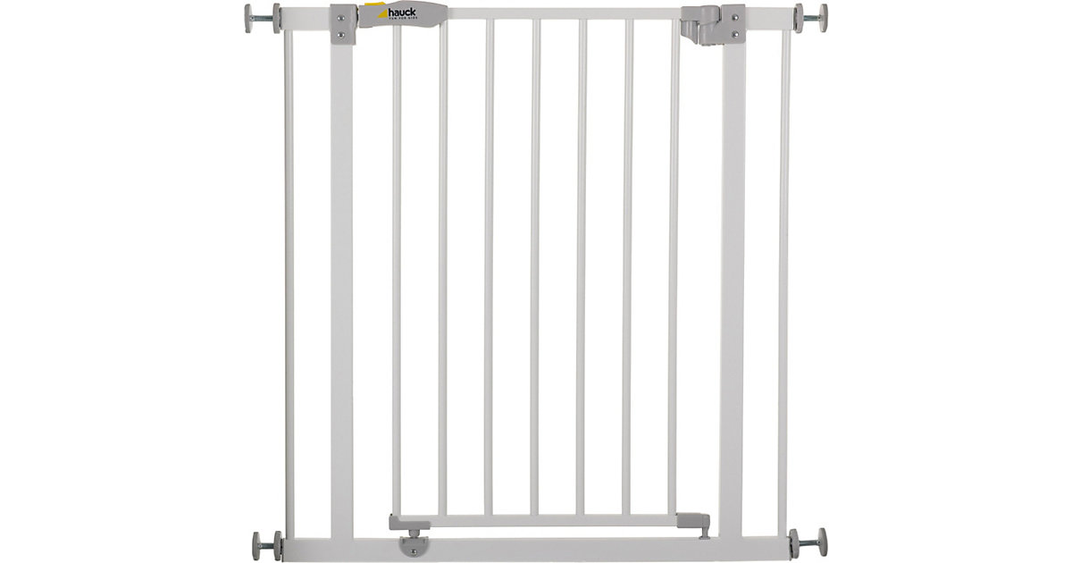 Türschutzgitter Open´n Stop Safety Gate, weiß, 74 - 81,5 cm Gr. 82