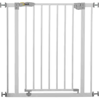 Türschutzgitter Open'n Stop Safety Gate, weiß, 74 - 81,5 cm