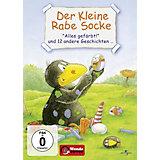 DVD Der kleine Rabe Socke 02 - Alles gefärbt